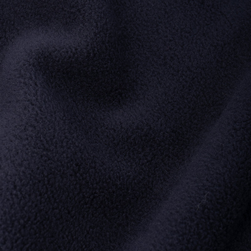 Haymarket Sweat in Navy Polar Fleece