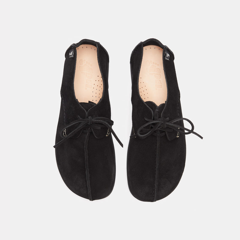 Yogi Lawson Lennon Shoe Black top view
