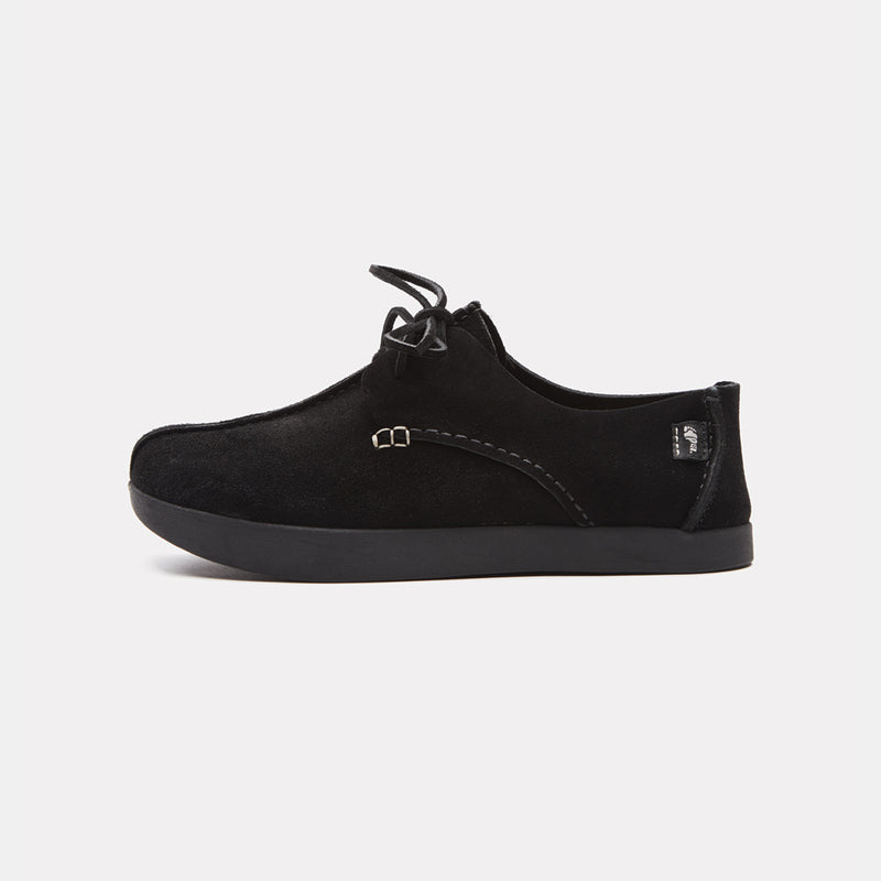 Yogi Lawson Lennon Shoe Black side view