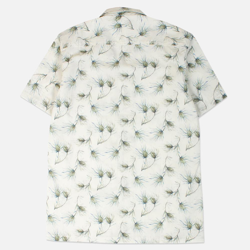 Kestin Hare Seacliff Shirt Printed Cotton Poplin back view