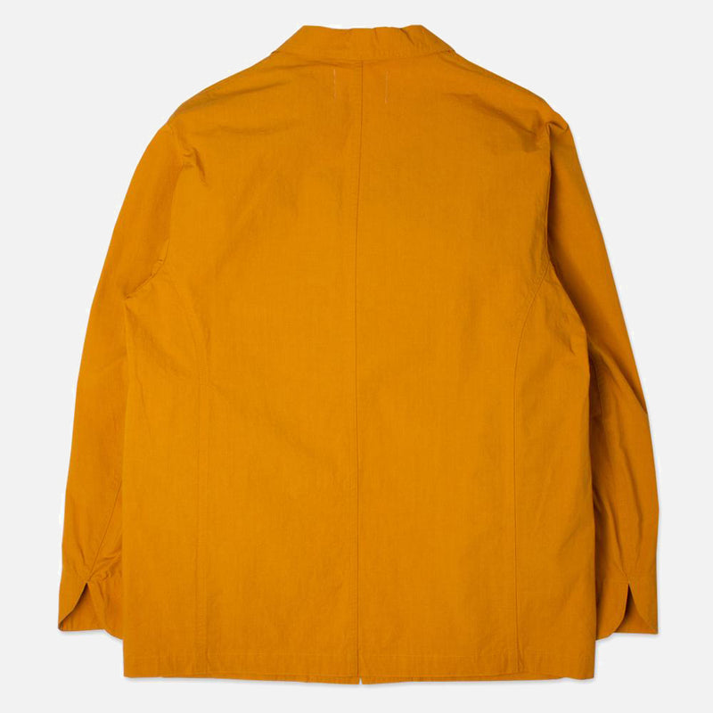 Kestin Hare Stac Blazer Ochre Water Repellent Cotton/Nylon back view