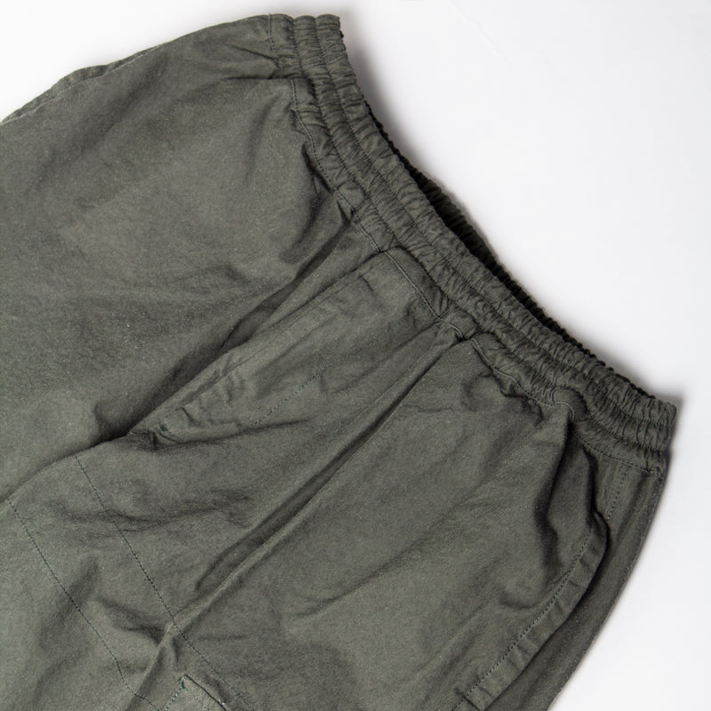 Storr Pant In Gamekeeper Green Cotton/Nylon Mix