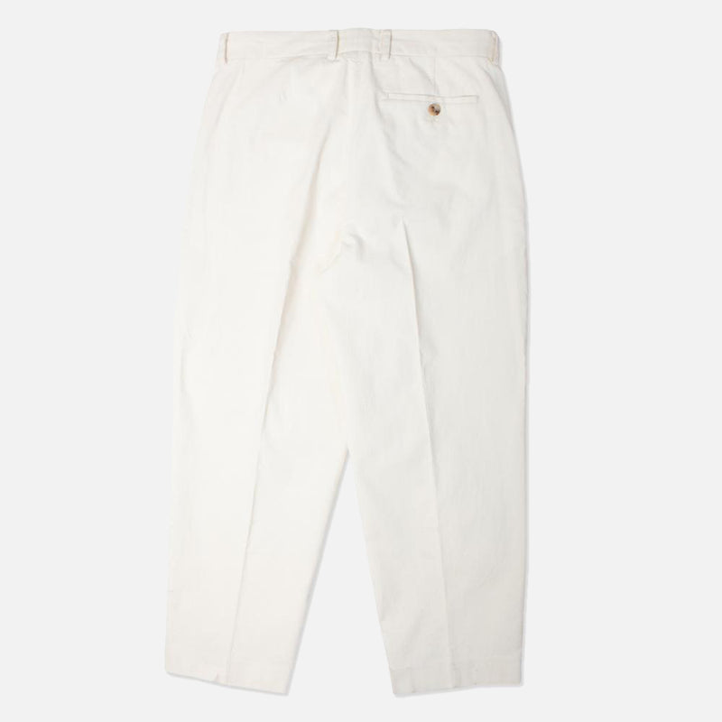 Kestin Hare Wick Trouser Off White Cord back view