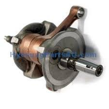 GENUINE ENGINE CRANKSHAFT ASSEMBLY HYOSUNG GT650 GT650R GV650 GT650 GT650R GV650