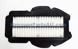 HYOSUNG GENUINE AIR FILTER EFI MODEL GV650 GV650