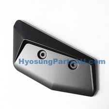 GENUINE HYOSUNG RIGHT BLACK RADIATOR COVER GD250N GD250N