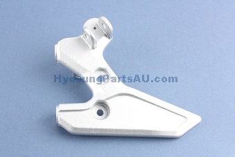 GENUINE GD250N FOOT PEG BRACKET FRONT GD250N