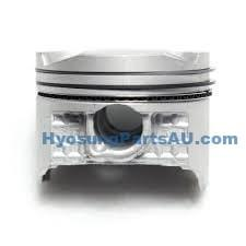 GENUINE PISTON WITH RINGS GT250 GT250R GV250 RX125SM RT125D GT250 GT250R GV250 RT125D RX125SM