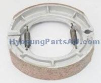 HYOSUNG AQUILA BRAKE SHOES REAR GV250 GV250