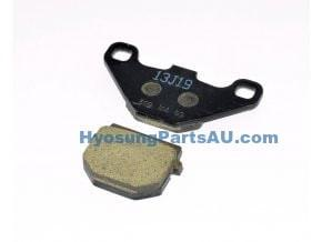 BRAKE PADS SF50 SF50B SD50 SB50 SB50ZR SD50 SF50