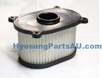 GENUINE HYOSUNG AIR FILTER ALL GT GV650 GT125 GT125R GT250 GT250R GT650