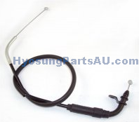 GENUINE HYOSUNG STEEL THROTTLE CABLE GT125R GT250R GT125R GT250R