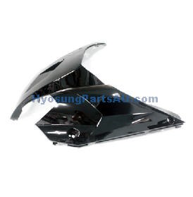 GENUINE BLACK LEFT UPPER FAIRING GT125R GT250R GT650R GT125 GT125R GT250 GT250R GT650