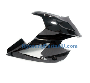GENUINE BLACK RIGHT UPPER FAIRING GT125R GT250R GT650R GT125 GT125R GT250 GT250R GT650
