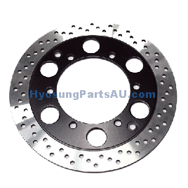 GENUINE FRONT BRAKE DISC ROTOR RT125 RT125D RT125 RT125D
