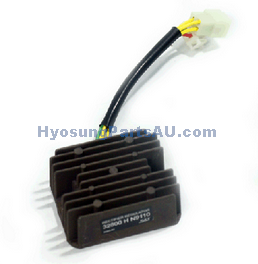 GENUINE EFI VOLTAGE REGULATOR RECTIFIER GT250 GT250R GV250 GV650 ST7 GD250N GD250N GT250 GT250R GV250 GV650