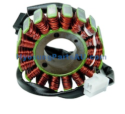 GENUINE ALTERNATOR STATOR COIL MS3 125 MS3 250 GT250 MS3