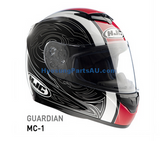 HJC GUARDIAN MC-1 CL-ST
