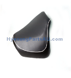 GENUINE FRONT SEAT WITH SILVER STITCHED GV125 GV250 GV125 GV250