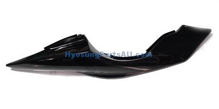 REAR RIGHT SIDE COVER BLACK HYOSUNG GT125R GT250R GT650R EFI GT250 GT650