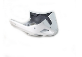 GENUINE HYOSUNG MUD COWLING FAIRING BELLY PAN NAKED MODEL WHITE GT250 GT250