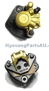 FRONT BRAKE CALIPER HYOSUNG SB50ZR SD50 SF50B SB50ZR SD50 SF50B