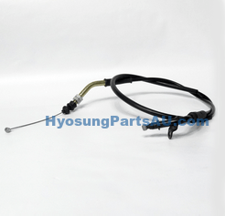 GENUINE THROTTLE CABLE HYOSUNG GV650 GV650