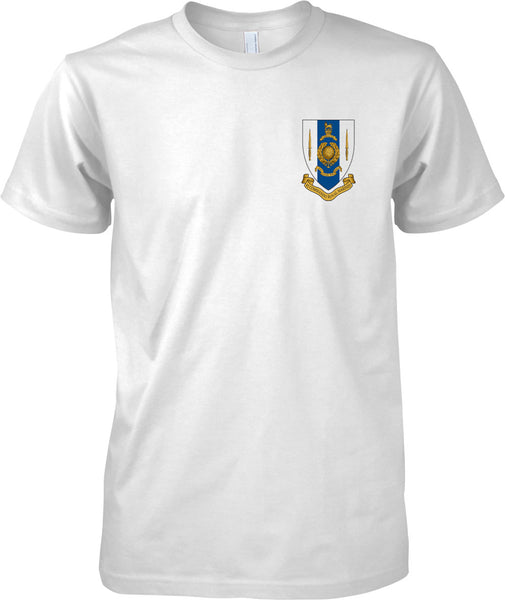 42 Commando - Royal Marines Official T-Shirt Colour