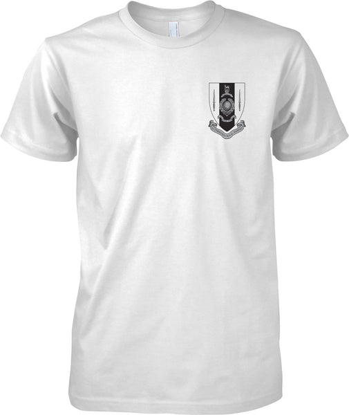 42 Commando - Royal Marines Official T-Shirt Mono