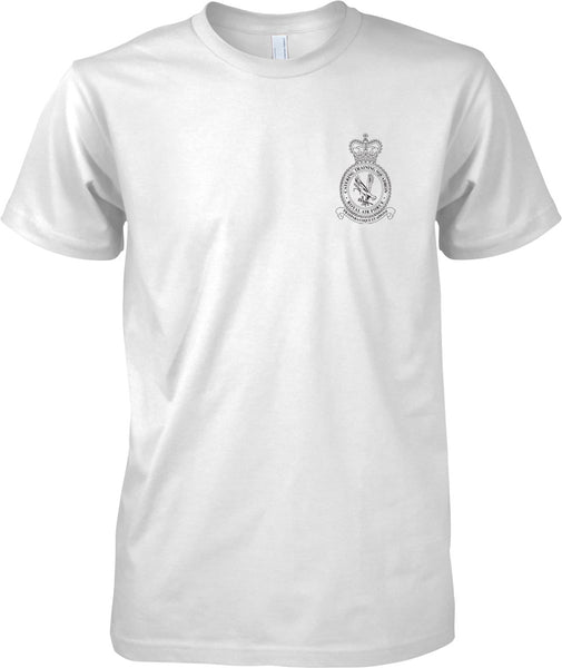 Catering Trg Squadron - RAF Royal Air Force Official T-Shirt Mono