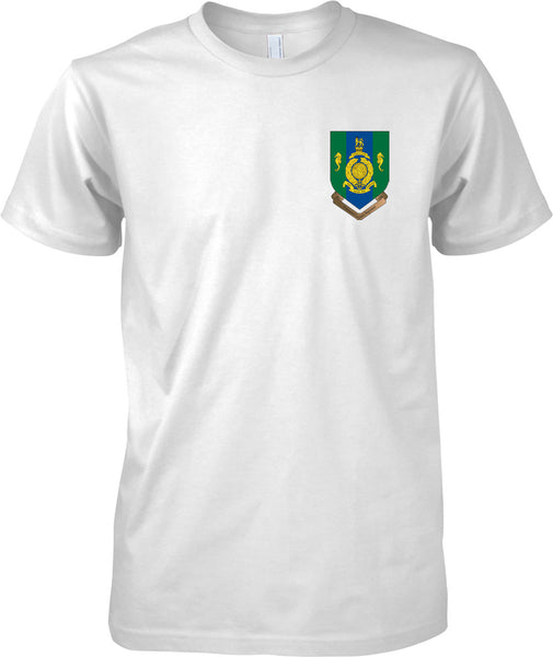 Commando Logistics Regiment - Royal Marines Official T-Shirt Colour