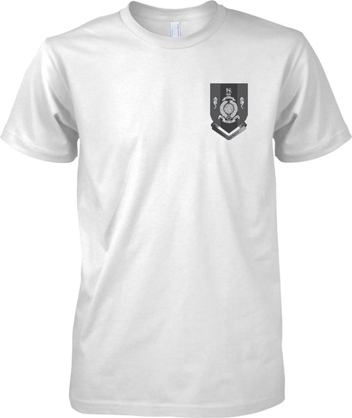 Commando Logistics Regiment - Royal Marines Official T-Shirt Mono