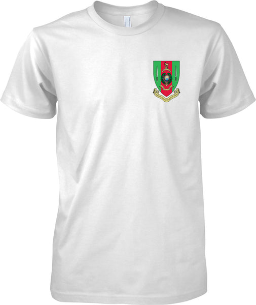 Commando Training Centre CTCRM - Royal Marines Official T-Shirt Colour