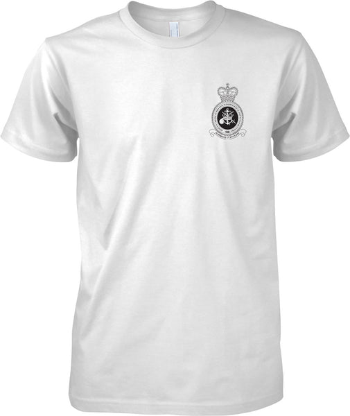 DCBRNC Chemical Nuclear - RAF Royal Air Force Official T-Shirt Mono