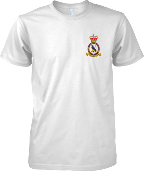 Defense Electronic Warfare - RAF Royal Air Force Official T-Shirt Colour