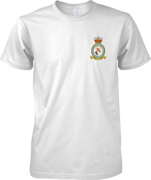 Fire Rescue - RAF Royal Air Force Official T-Shirt Colour