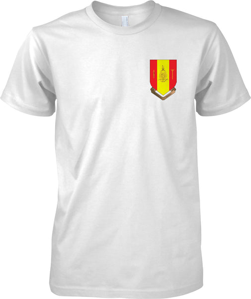Fleet Protection Group - Royal Marines Official T-Shirt Colour