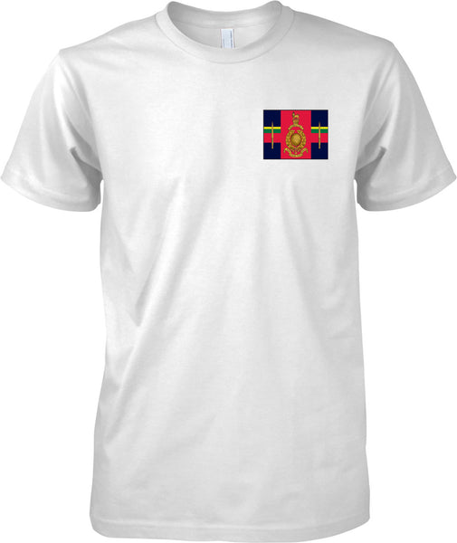 Hasler Company Flag - Royal Marines Official T-Shirt Colour