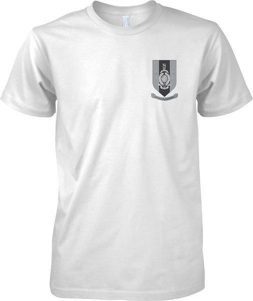 HQ 3 Commando Bgde - Royal Marines Official T-Shirt Mono
