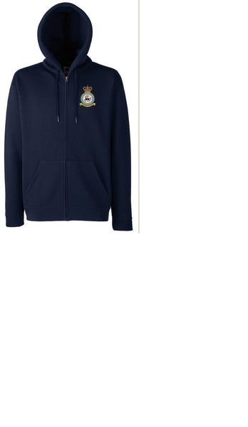 Official RAF Royal Air Force Full Zip Heavyweight Fleece Jacket Military Online Tactical Supply Wing