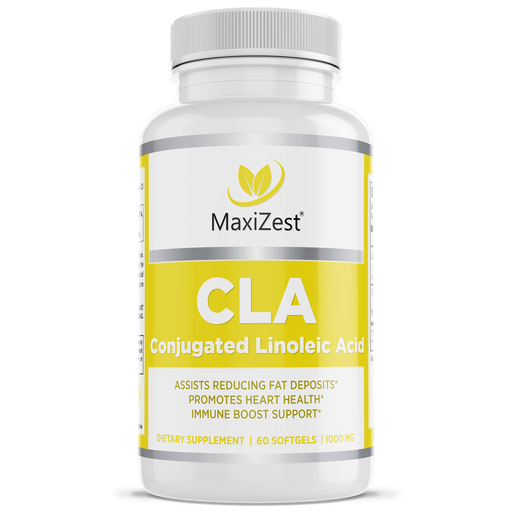 CLA (Conjugated Linoleic Acid) Supplement for Men and Women