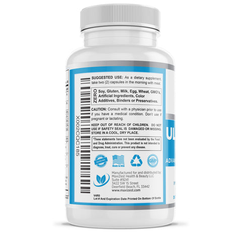 Ultra Vita - Multivitamin Complex for Men