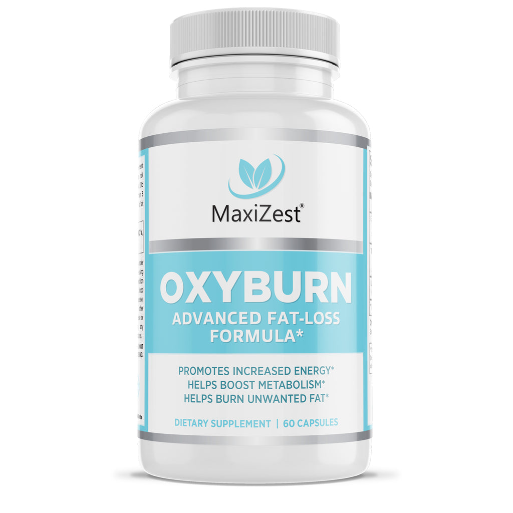 Oxy Burn - Thermogenic Fat Burner