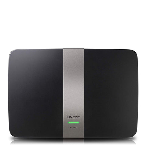 Linksys EA6200 AC900 Dual-Band Smart Wi-Fi Wireless Router