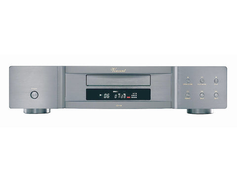 Vincent CD-S4 CD Player SILVER