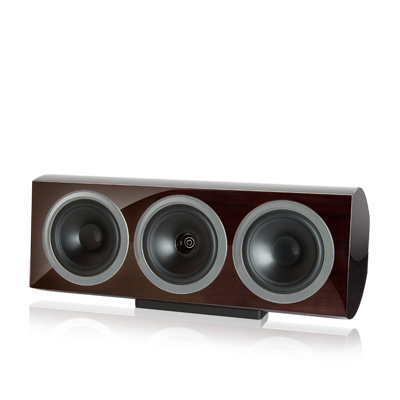 TANNOY DEFINITION DC6 LCR HIGH GLOSS WALNUT