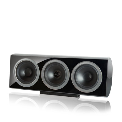 TANNOY DEFINITION DC6 LCR HIGH GLOSS BLACK