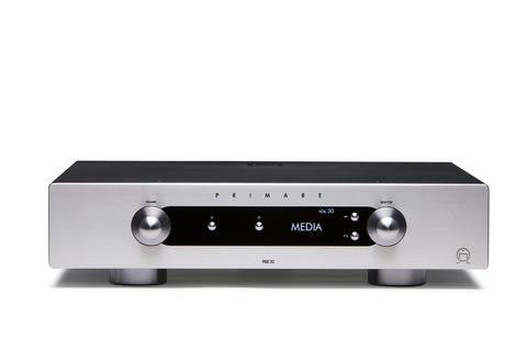 Primare PRE32 Pre-Amplifier MM30 230V Silver