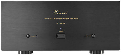 Vincent SP-331MK POWER AMP BLACK