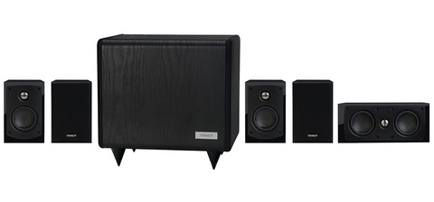 Tannoy HTS 101 5.1 SYSTEM GLOSS BLACK